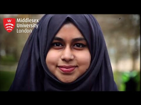 Middlesex University Applicant Day 2015