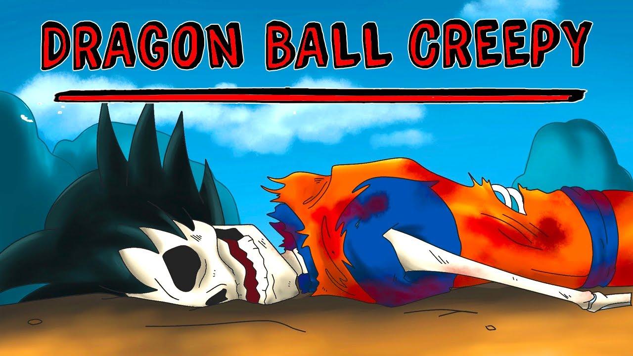 Dragon Ball Creepy 💥 Historia de Terror Draw My Life