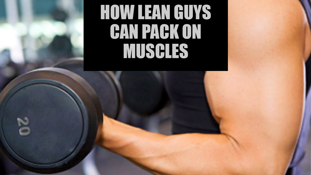 how to get lean and cut