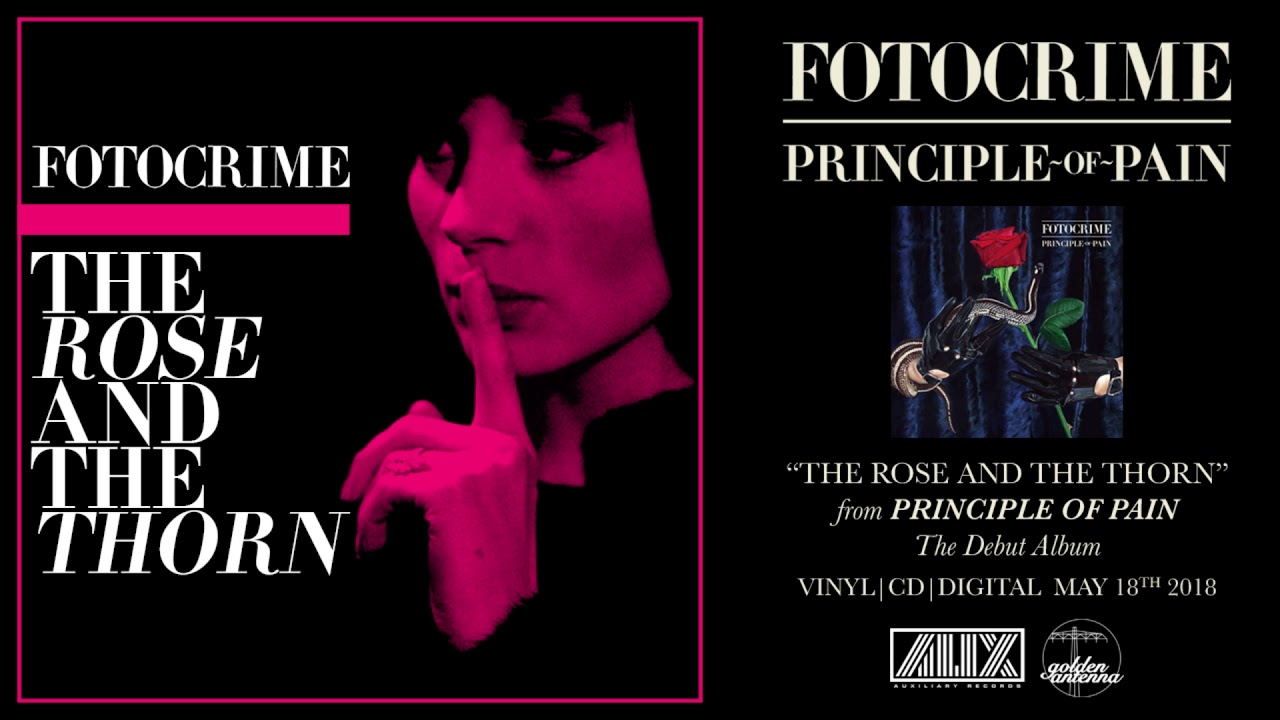 FOTOCRIME The Rose And Thorn