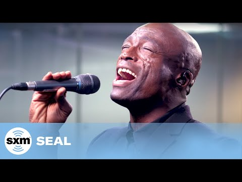 "Seal performs 'Christmas Song (Chestnuts Roasting)"" exclusively for SiriusXM"