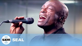 Seal performs 39 Christmas Song Chestnuts Roasting 34 exclusively