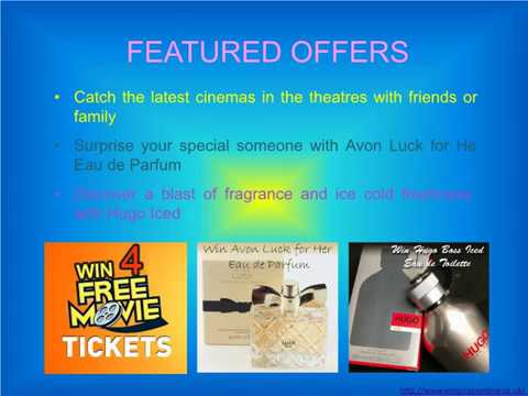 Win Prizes Online | Win free prizes | Online prize contest | Free gifts UK  | Win Proactiv plus