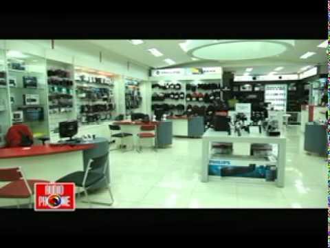 AUDIO PHONE  - VILA A TV BRASIL