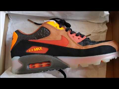 "Nike – Air Max 90 ICE QS ""Halloween"" | WAVE®"