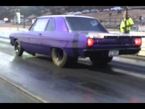 "Dodge Dart Turbo >> 1967 ""Pro Street"" Dodge Dart - YouTube"