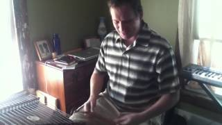 Please Come To Boston - hammered dulcimer
