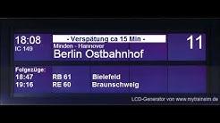 Blechelse Osnabrück Hbf