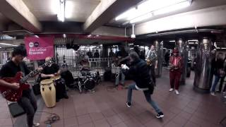 Alex LoDico Ensemble - New-York - Funk in the Metro Live 2015