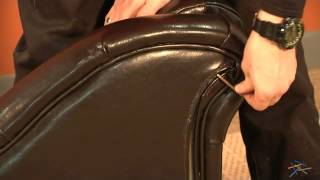 Assembly Video - Rolland Leather Storage Chaise Lounge