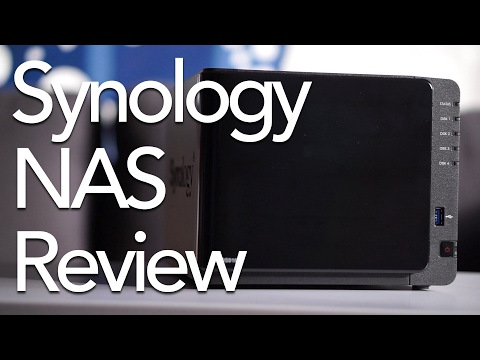 Synology DS916+ NAS Review