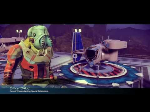 No Man's Sky - money, money and ships ;)