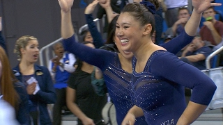 Kyla Ross Perfect 10 on Beam