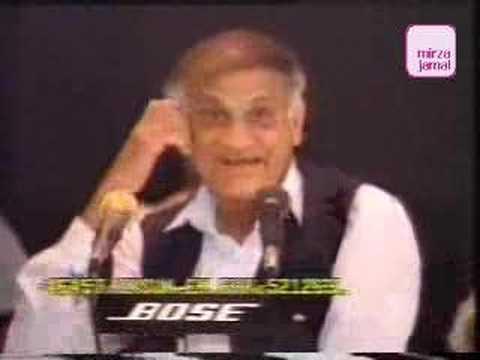 Bunyan - Mezahiya Nazm Punjabi - Anwar Masood