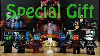 UNBOXING Lego Ninjago Temple Of Airjitzu 70751