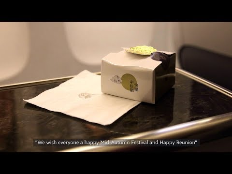 Verified Mooncakes surprise for the Mid-Autumn Festival with Qatar Airways