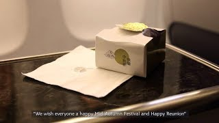 Mooncakes surprise for the Mid-Autumn Festival with Qatar Airways
