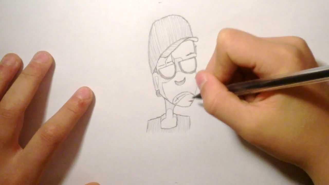 Célèbre comment dessiner un personnage de BD - YouTube OS11