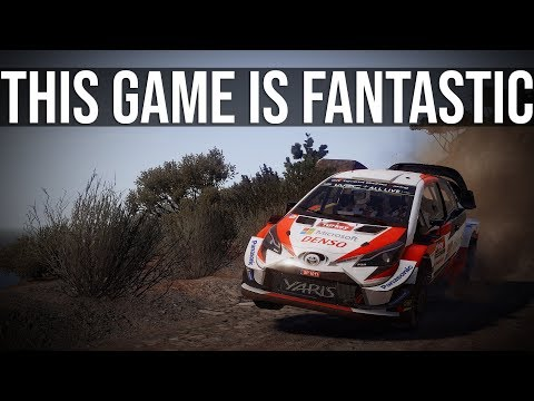 Why WRC 8 Is My New Favourite Rally Game