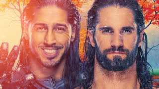 The Second Go Wwe Mustafa Ali Seth Rollins mashup RaveDJ.mp3