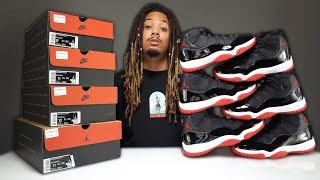 I THINK THEY MADE A HUGE MISTAKE !!! HOW TO COP THE JORDAN 11 BRED !!!
