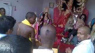 Durga Puja Aarti - Gopalbad