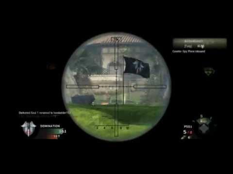 Black Ops PSGI Sniper Kills