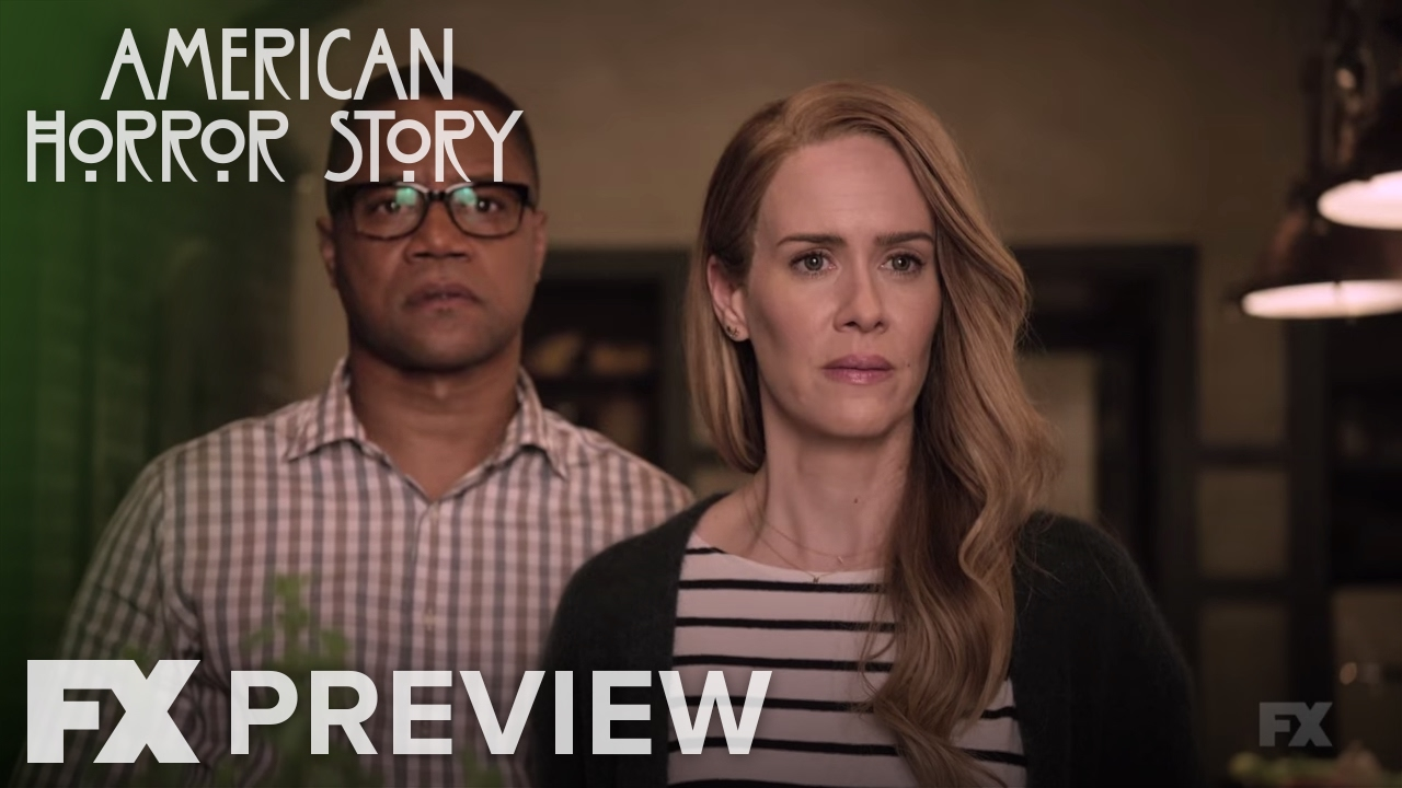 American Horror Story Roanoke OFFICIAL PREVIEW  FX