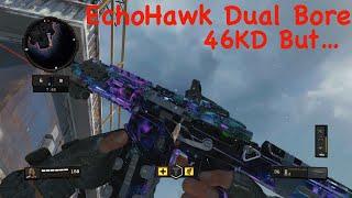 COD BO4 - New DLC Weapon (EchoHawk Dual Bore)