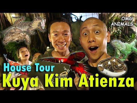 KUYA KIM ATIENZA HOUSE TOUR!!! | May 16th, 2017 | Vlog #116