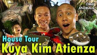 KUYA KIM ATIENZA HOUSE TOUR!!!   May 16th, 2017   Vlog #116