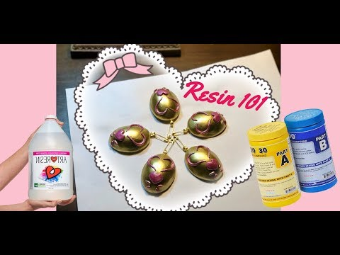 ✨ basic cosplay resin casting tutorial & overview ✨
