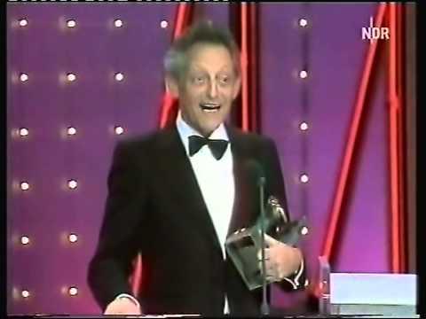 Letzter TV-Auftritt von Hans Rosenthal (Telestar 1986)