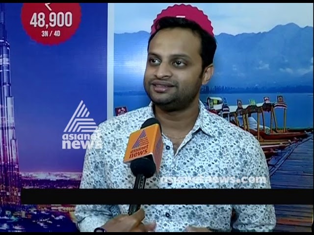 Travellers rush to Asianet news Smart traveller expo at Kochi