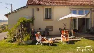 Bedrijfsfilm voor camping/gites Trouve in Frankrijk Auvergne