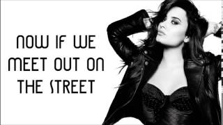 Demi Lovato ft. Cher Lloyd - Really Don't Care (Lyrics)