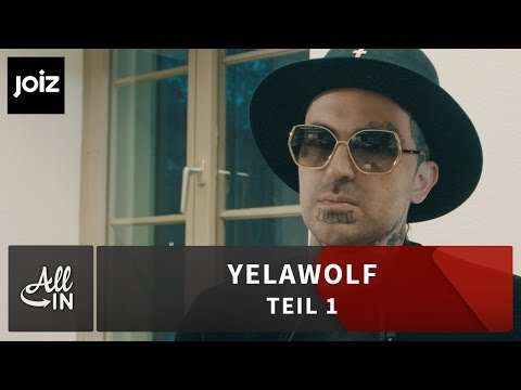 Yelawolf liebt Aliens, Nerds und Parties | ALL IN (1/2)