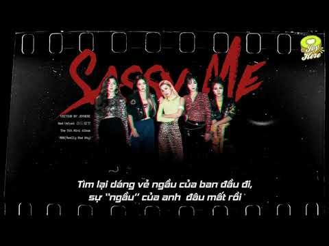 [VIETSUB] Sassy Me - Red Velvet @ The 5th Mini Album #RBB