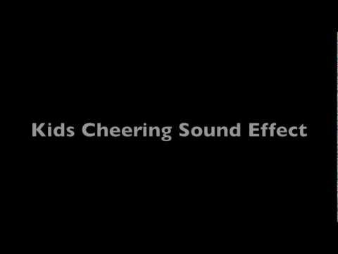 Kids Saying Yay! Sound Effect