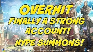 OVERHIT PVP Silver Rank 23W/4L 85% Winning Rate