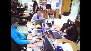Фрагмент записи видео с камеры Link NC212W