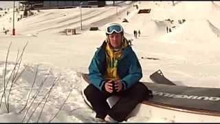 Сноуборд. Видеоурок 1.1. 50\50. Шмаков Артем.