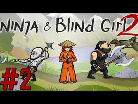 MAMY PIERWSZEGO BOSSA! - Ninja and Blind Girl 2 #2