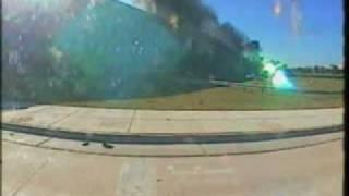 9.11テロ ペンタゴンの監視カメラ(右) thumbnail