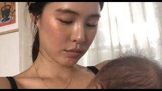 """第二子男児出産""""カヒ、母乳授乳の苦労を吐露""""乳腺炎のせいで…... 2 0 1 ..."""
