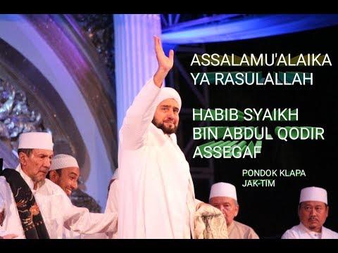 Assalamualaika Ya Rasulallah Habib Syech (pondok kelapa bersholawat)