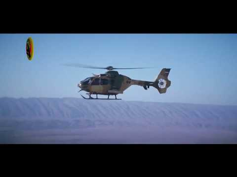 Iraqi Army Aviation across the recently liberated Iraqi-Syrian border from ISIS