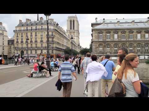 Parisian Universe : Ile de la Cité
