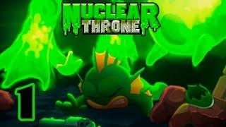 Прохождение Nuclear Throne 1 - Путь на Трон Fish