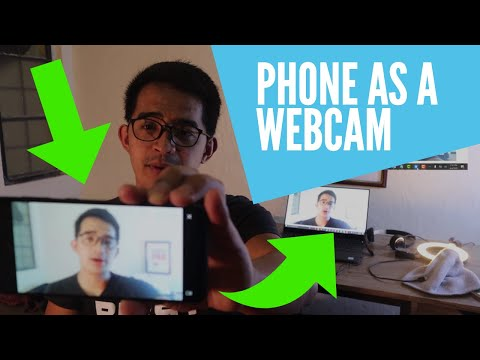 This Is Better Than Your Webcam. Use Your Phone As A Webcam!